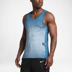 Мужская баскетбольная майка Nike Dry KD Hyper EliteМужская баскетбольная майка Nike Dry KD Hyper Elite из легкой дышащей ткани обеспечивает прохладу, комфорт и свободу движений в жаркую погоду и самые жаркие моменты игры.  Комфорт  Технология Dri-FITобеспечивает комфорт, отводя влагу с кожи на поверхность ткани, откуда она быстро испаряется.  Комфорт и прохлада  Легкий трикотажный материал джерси содержит спандекс для эластичности и имеет мельчайшие отверстия для охлаждения.  Свобода движений  V-образные разрезы в кромке не дают ткани скручиваться, а анатомические плечевые швы обеспечивают комфорт и свободу движений.<br>