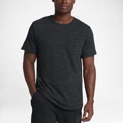 Мужская футболка Jordan 23 TrueМужская футболка Jordan 23 True с удлиненной сзади нижней кромкой обеспечивает надежную защиту и абсолютный комфорт.<br>