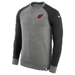 Мужской свитшот Nike AW77 (NFL Cardinals)Мужской свитшот Nike AW77 (NFL Cardinals) из комфортного хлопка украшен клубными деталями.<br>