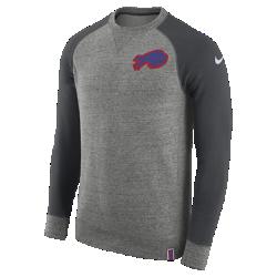 Мужской свитшот Nike AW77 (NFL Bills)Мужской свитшот Nike AW77 (NFL Bills) из комфортного хлопка украшен клубными деталями.<br>