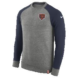 Мужской свитшот Nike AW77 (NFL Bears)Мужской свитшот Nike AW77 (NFL Bears) из комфортного хлопка украшен клубными деталями.<br>