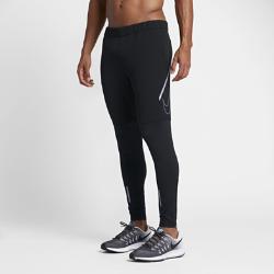 Мужские беговые брюки Nike City 70 смМужские беговые брюки Nike City 70 см — незаменимый элемент экипировки от разминки до восстановления после бега.Свободный крой в области бедер позволяет носить их поверх шорт или в качестве самостоятельного элемента для комфорта на весь день.  Свобода движений  Эластичная ткань в области бедер обеспечивает свободу движений. Эластичный пояс со шнурком для надежной фиксации во время движения.  Плотная посадка и поддержка  Нижняя часть штанин из эластичной ткани Nike Power для свободы движений и поддержки мышц. Прилегающий крой внизу не позволяет штанинам смещаться во время бега.  Удобно снимать и надевать  Молнии внизу штанин позволяют быстро снимать и надевать модель в зале или на стадионе, не снимая обувь.<br>