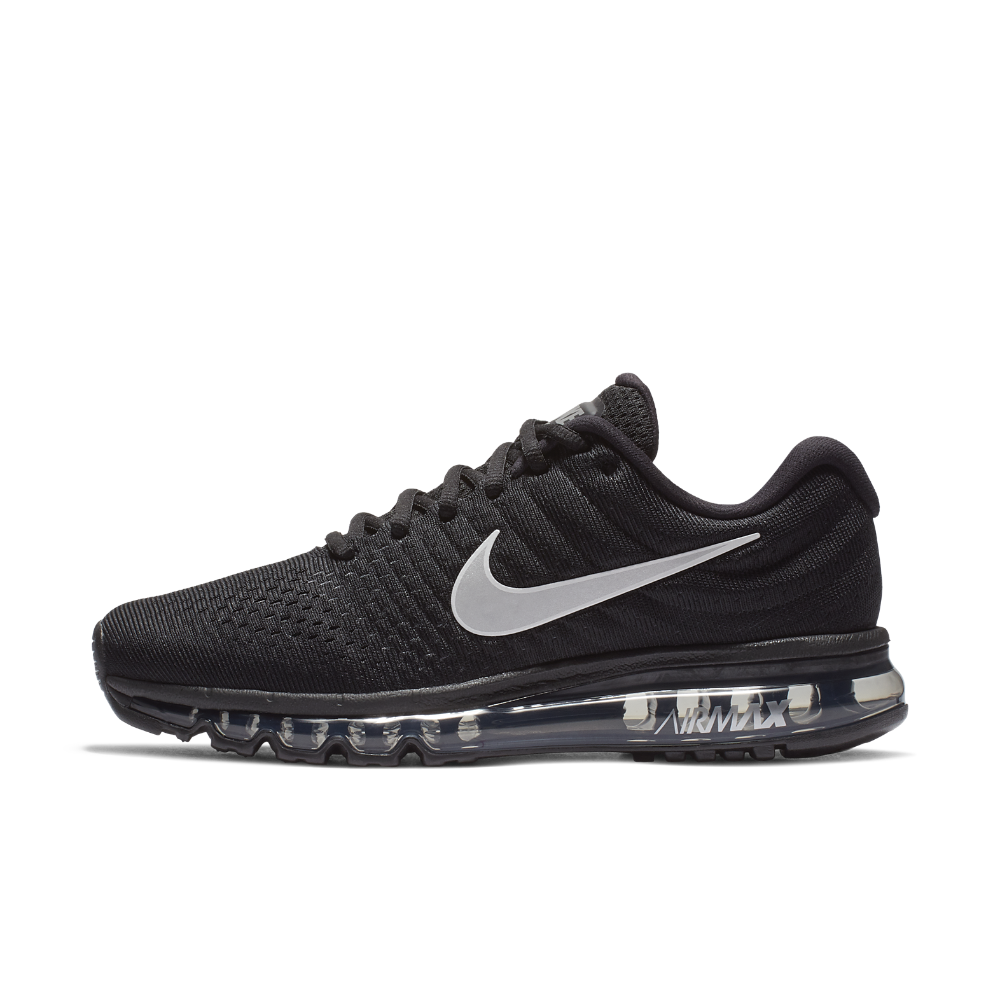 huge inventory 4c370 3adcd Nike Air Max 2017 Men s Running Shoe Size 14 (Black) - Clearance Sale