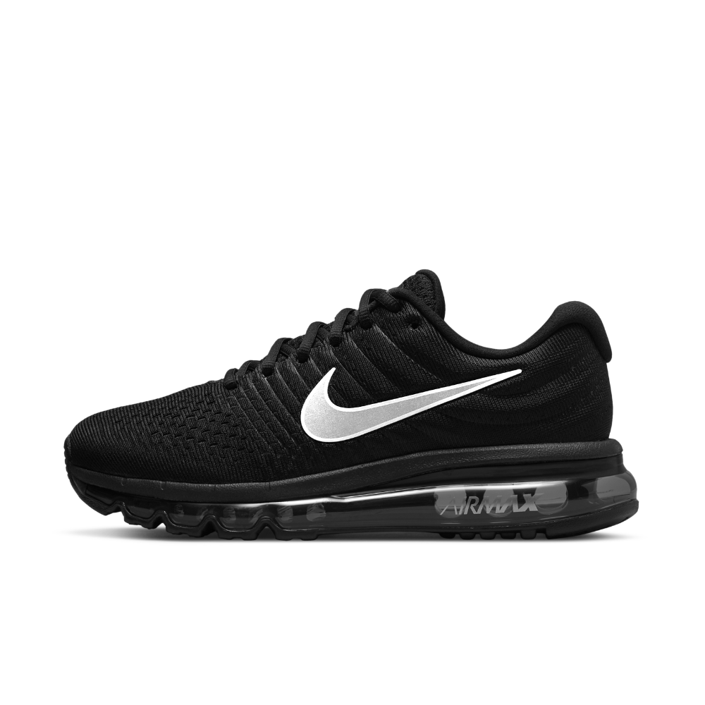 Nike Air Max 2017 Women s Running Shoe Size 8.5 (Black) - Clearance Sale bed684bf97