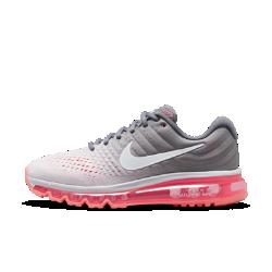 Женские беговые кроссовки Nike Air Max 2017Женские беговые кроссовки Nike Air Max 2017 с верхом Flymesh, бесшовной конструкцией и амортизирующей вставкой Max Air во всю длину стопы обеспечивают поддержку и вентиляцию именно там, где это нужно.<br>