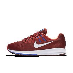 Мужские беговые кроссовки Nike Air Zoom Structure 20Мужские беговые кроссовки Nike Air Zoom Structure 20 с более широким задником обеспечивают непревзойденную стабилизацию, поддержку и гибкость, а также упругую амортизацию, которая делает каждый шаг комфортным.<br>