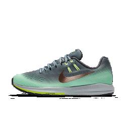 Женские беговые кроссовки Nike Air Zoom Structure 20 ShieldЖенские беговые кроссовки Nike Air Zoom Structure 20 Shield с более широким задником обеспечивают непревзойденную стабилизацию и поддержку, а также упругую и гибкую амортизацию, которая делает каждый шаг комфортным. Водонепроницаемый верх и прочная подметка со специальным рисунком защищают от влаги и обеспечивают функциональность во влажную погоду.<br>