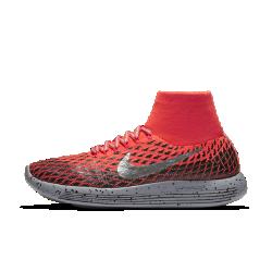 Мужские беговые кроссовки Nike LunarEpic Flyknit ShieldМужские беговые кроссовки Nike LunarEpic Flyknit Shield с верхом из водоотталкивающей ткани Flyknit и усовершенствованным рисунком подметки обеспечивают неизменную функциональность, плавность движений и плотную посадку.<br>