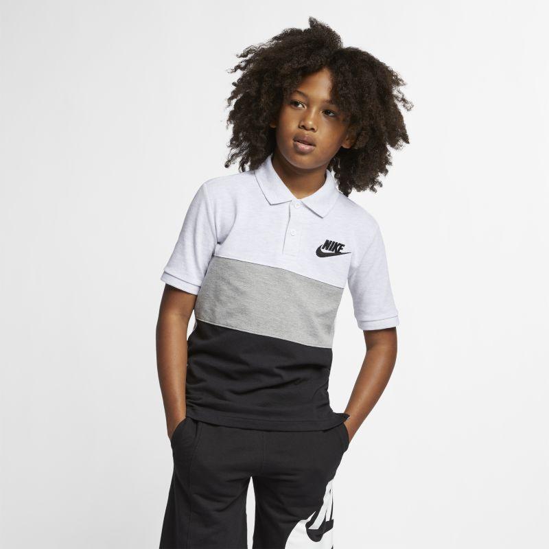 Nike Sportswear Matchup Older Kids' (Boys') Polo - Grey