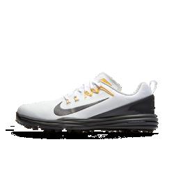 Мужские кроссовки для гольфа Nike Lunar Command 2Мужские кроссовки для гольфа Nike Lunar Command 2 с технологией Flywire и невесомой амортизацией обеспечивают непревзойденную фиксацию и комфорт на протяжении всей игры.<br>
