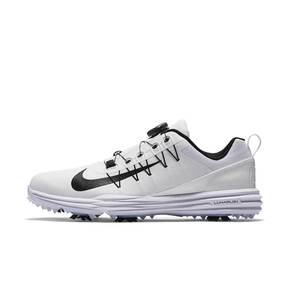 ナイキ ルナ コマンド 2 BOA (ワイド) メンズ ゴルフシューズ 849970-100 ホワイト ★30日間返品無料 / Nike+メンバー送料無料