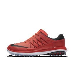Мужские кроссовки для гольфа Nike Lunar Control VaporМужские кроссовки для гольфа Nike Lunar Control Vapor обеспечивают мягкую мгновенную амортизацию для легкости и стабилизации, а гибкая рельефная подметка создает превосходное сцепление с поверхностью.  Легкость и амортизация  Мягкая и легкая система амортизации Lunarlon для длительного комфорта на протяжении всей игры.  Прочность и защита от непогоды  Верх из синтетической кожи с технологией NikeSkin делает область носка более прочной. Водонепроницаемый внутренний слой защищает от непогоды.  Максимальное сцепление  Технология Nike Articulated Integrated Traction создает оптимальное сцепление, а гибкая подметка обеспечивает свободу движений для плавного замаха.<br>