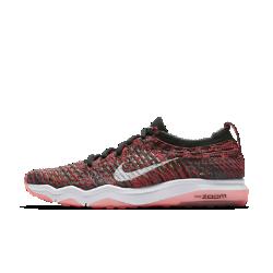 Женские кроссовки для тренинга Nike Zoom Fearless FlyknitЖенские кроссовки для тренинга Nike Zoom Fearless Flyknit обеспечивают гибкость, стабилизацию, мгновенную амортизацию и надежное сцепление для любых тренировок — от пробежекдо высокоинтенсивных упражнений.<br>