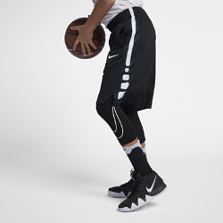 Баскетбольные шорты для мальчиков школьного возраста Nike Dry EliteБаскетбольные шорты для мальчиков школьного возраста Nike Elite из мягкой влагоотводящей ткани со вставками из сетки обеспечивают вентиляцию и комфорт во время игры.<br>