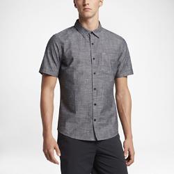Мужская футболка с коротким рукавом Hurley One And OnlyМужская футболка с коротким рукавом Hurley One And Only из прочного 100% хлопка обеспечивает комфорт на весь день.<br>