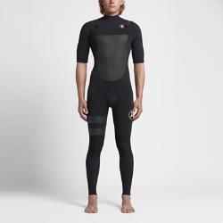 Мужской гидрокостюм с коротким рукавом Hurley Fusion 202 FullsuitМужской гидрокостюм с коротким рукавом Hurley Fusion 202 Fullsuit из эластичного неопрена Flexlight обеспечивает превосходную свободу движений в воде.<br>