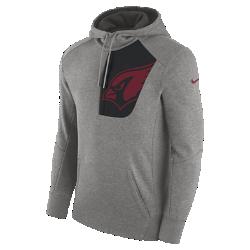 Мужская худи Nike Fly Fleece (NFL Cardinals)Мужская худи Nike Fly Fleece (NFL Cardinals) из мягкой и теплой ткани украшена клубной символикой.<br>