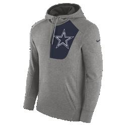 Мужская худи Nike Fly Fleece (NFL Cowboys)Мужская худи Nike Fly Fleece (NFL Cowboys) из мягкой и теплой ткани украшена клубной символикой.<br>