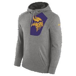 Мужская худи Nike Fly Fleece (NFL Vikings)Мужская худи Nike Fly Fleece (NFL Vikings) из мягкой и теплой ткани украшена клубной символикой.<br>
