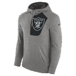 Мужская худи Nike Fly Fleece (NFL Raiders)Мужская худи Nike Fly Fleece (NFL Raiders) из мягкой и теплой ткани украшена клубной символикой.<br>