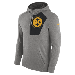 Nike Fly Fleece (NFL Steelers) Men's Hoodie