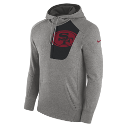 Nike Fly Fleece (NFL 49ers) Men's Hoodie