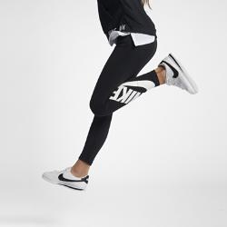 Тайтсы для девочек школьного возраста Nike Sportswear Leg-A-SeeТайтсы для девочек школьного возраста Nike Sportswear Leg-A-See из мягкой эластичной ткани обеспечивают комфорт, защиту и естественную свободу движений.<br>