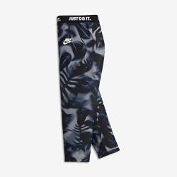 Укороченные тайтсы для девочек школьного возраста Nike Sportswear Leg-A-SeeУкороченные тайтсы для девочек школьного возраста Nike Sportswear Leg-A-See обеспечивают комфорт и создают яркий образ в школе и за ее пределами.<br>