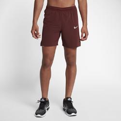 Мужские беговые шорты Nike AeroSwift Max 18 смМужские беговые шорты Nike AeroSwift Max 18 см из легкой быстросохнущей ткани с разрезами по низу обеспечивают комфорт и полную свободу движений на самых интенсивных пробежках.  Свобода движений  Технология Nike AeroSwift, эластичная ткань и разрезы по бокам обеспечивают полную свободу движений.  Воздухопроницаемость и комфорт  Легкий пояс Nike Flyvent усиливает вентиляцию в зоне повышенного тепловыделения. Перфорированные боковые вставки усиливают вентиляцию, помогая сохранить ощущение прохлады.  Легкость и поддержка  Легкая подкладка из сетки обеспечивает поддержку и вентиляцию.<br>