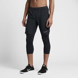 Мужские беговые шорты Nike AeroSwift 2-in-1Мужские беговые шорты Nike AeroSwift 2-in-1 с вшитыми тайтсами длиной 3/4 — элегантная модель, обеспечивающая комфорт шорт и дополнительную защиту тайтсов. Эластичная тканьNike Flex не сковывает движений, а низкопрофильный пояс Flyvent обеспечивает комфорт и вентиляцию в зоне повышенного тепловыделения.<br>