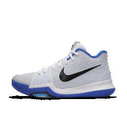 Баскетбольные кроссовки Kyrie 3Баскетбольные кроссовки Kyrie 3 обеспечивают превосходное сцепление, гибкость, поддержку и мгновенную амортизацию для резких рывков и плавных движений во время игры.<br>