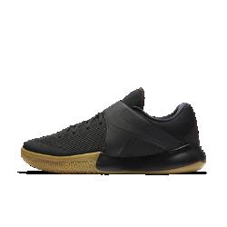 Мужские баскетбольные кроссовки Nike Zoom Live 2017Мужские баскетбольные кроссовки Nike Zoom Live 2017 с легким текстильным верхом и ремешком в средней части стопы для скорости и контроля во время игры. Вставка Nike Zoom Air обеспечивает упругую защиту от ударных нагрузок и сцепление в боковой части.<br>