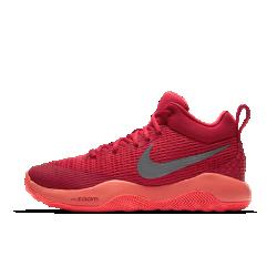 Мужские баскетбольные кроссовки Nike Zoom Rev 2017Мужские баскетбольные кроссовки Nike Zoom Rev 2017 с дышащим текстильным верхом и подметкой с желобками созданы для универсальной игры, обеспечивая легкость и скорость.&amp;#160;Вставка Nike Zoom Air обеспечивает упругую защиту от ударных нагрузок и сцепление в боковой части.<br>