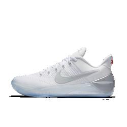 Баскетбольные кроссовки Kobe A.D.Мужские баскетбольные кроссовки Kobe A.D. с низким профилем обеспечивают гибкость и амортизацию, благодаря которой твоя игра уже никогда не станет прежней.<br>