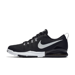 Мужские кроссовки для тренинга Nike Zoom Train ActionМужские кроссовки для тренинга Nike Zoom Train Action с легкой дышащей конструкцией обеспечивают потрясающую амортизацию, маневренность и контроль движений во время высокоинтенсивных тренировок.  Оптимальная амортизация  Большая видимая вставка Nike Zoom Air в области пятки обеспечивает взрывную амортизацию во время динамичных кардиотренировок, таких как бег или плиометрические нагрузки.  Абсолютная вентиляция  Сплошная конструкция Breathe-Tech — это слои текстиля с открытыми отверстиями и пеноматериала, обеспечивающие превосходную вентиляцию и комфортную поддержку.  Максимальное сцепление  Резиновые вставки в подметке обеспечивают превосходное сцепление с различными типами поверхностей во время динамичных движений.<br>