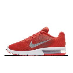 Мужские беговые кроссовки Nike Air Max Sequent 2Мужские беговые кроссовки Nike Air Max Sequent 2 дополнены верхом из особого эластичного трикотажа, который не сковывает движений и обеспечивает больше поддержки.ВставкаMax Air в области пятки создает упругую амортизацию на всей дистанции.<br>