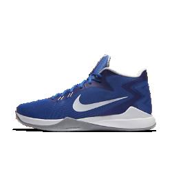 Мужские баскетбольные кроссовки Nike Zoom EvidenceМужские баскетбольные кроссовки Nike Zoom Evidence с асимметричными нитями Flywire и вставкой Zoom Air в передней части стопы обеспечивают легкость, фиксацию и адаптивную амортизацию.<br>