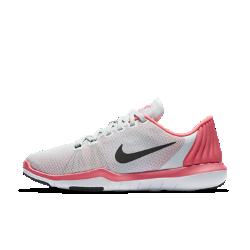 Женские кроссовки для тренинга Nike Flex Supreme TR 5Женские кроссовки для тренинга Nike Flex Supreme TR 5 с легким сетчатым верхом и сверхгибкой подметкой обеспечивают воздухопроницаемость, комфорт и естественную свободу движений во время тренировки.<br>