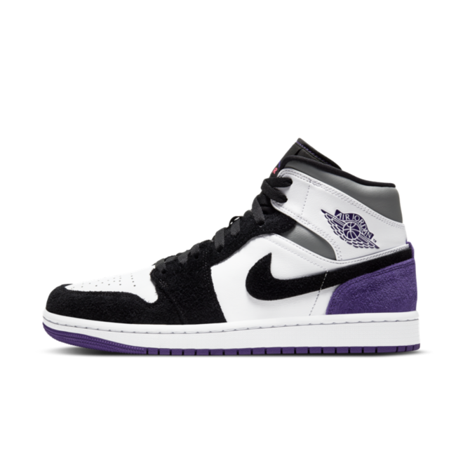 Air Jordan Mid Court Purple