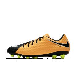 Футбольные бутсы для игры на искусственном газоне Nike Hypervenom Phelon 3 AG-PROФутбольные бутсы для игры на искусственном газоне Nike Hypervenom Phelon 3 AG-PRO с увеличенной зоной удара созданы для атакующих игроков. Они обеспечивают непревзойденную маневренность и улучшенный контроль мяча на полях с искусственным покрытием.<br>
