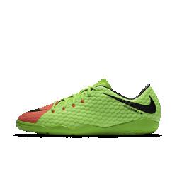 Футбольные бутсы для игры в зале/на поле Nike HypervenomX Phelon 3Футбольные бутсы для игры в зале/на поле Nike HypervenomX Phelon 3 с увеличенной зоной удара обеспечивают непревзойденную маневренность и улучшенный контроль мяча во время игры на улице, на поле и в зале.<br>