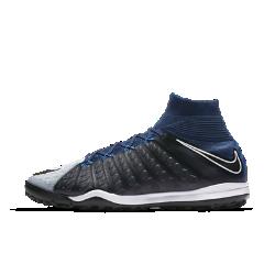 Футбольные бутсы для игры на газоне Nike HypervenomX Proximo II Dynamic FitФутбольные бутсы для игры на газоне Nike HypervenomX Proximo II Dynamic Fit с верхом из материала Flyknit и амортизацией Nike Zoom Air обеспечивают превосходный контроль и комфорт во время игры.<br>