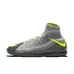 Футбольные бутсы для игры в зале/на поле Nike HypervenomX Proximo II Dynamic FitФутбольные бутсы для игры в зале/на поле Nike HypervenomX Proximo II Dynamic Fit с верхом из материала Flyknit и амортизацией Nike Zoom Air обеспечивают превосходный контроль и комфорт во время игры.<br>