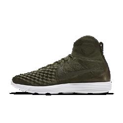 Мужские кроссовки Nike Lunar Magista II FlyknitМужские кроссовки Nike Lunar Magista II Flyknit — это созданные для неудержимых плеймейкеров футбольные бутсы Magista в новом исполнении для городских улиц с верхом из кожи и материала Flyknit.&amp;#160;<br>