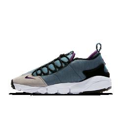Мужские кроссовки Nike Air Footscape NMМужские кроссовки Nike Air Footscape NM созданы на основе модели 1995 года, которая была ориентирована на динамику и гибкость. Новая версия обеспечивает естественность движений и воздухопроницаемость.<br>
