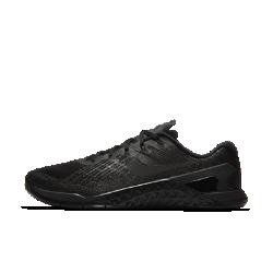 Мужские кроссовки для тренинга Nike Metcon 3Мужские кроссовки для тренинга Nike Metcon 3 с полностью обновленным дизайном созданы для самых интенсивных тренировок — от упражнений с канатом и у стены до бега на короткие дистанции и поднятия веса.<br>