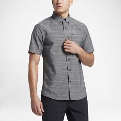 Мужская футболка с коротким рукавом Hurley Dri-FIT SoundМужская футболка с коротким рукавом Hurley Dri-FIT Sound из мягкой влагоотводящей ткани с классическим силуэтом.<br>