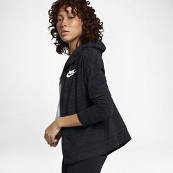 Женская куртка Nike Sportswear Advance 15Женская куртка Nike Sportswear Advance 15 — незаменимая в переменчивую погоду модель из первоклассной ткани джерси с современными деталями для длительного комфорта и надежной посадки.<br>