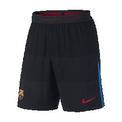 Мужские футбольные шорты Nike AeroSwift FC Barcelona StrikeМужские футбольные шорты Nike AeroSwift FC Barcelona Strike из легкой ткани с зональной вентиляцией и символикой клуба создают ощущение прохлады и комфорта.<br>