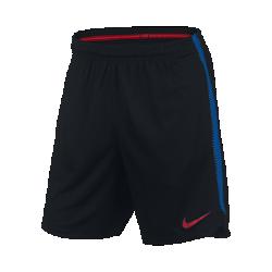 Мужские футбольные шорты Nike Dri-FIT FC BarcelonaМужские футбольные шорты Nike Dri-FIT FC Barcelona из влагоотводящей ткани обеспечивают комфорт и прохладу на поле и за его пределами.<br>